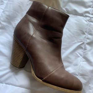 Rampage Shoes - 🍒 2/15! Rampage Brown Booties